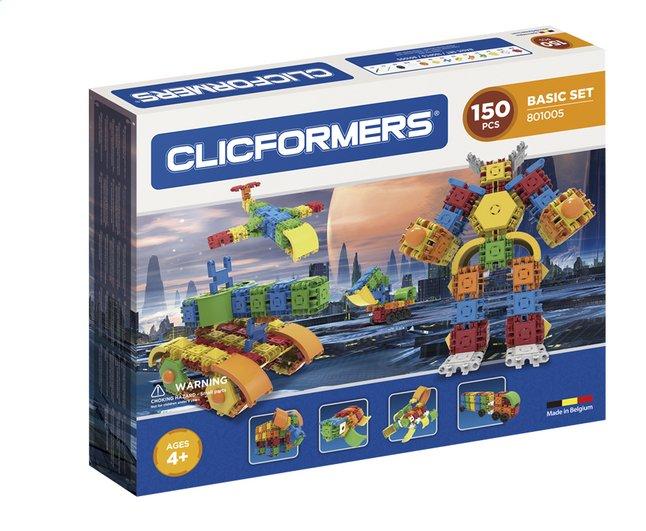 Afbeelding van Clicformers Basic Set 150 stukjes from DreamLand