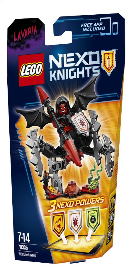Image pour LEGO Nexo Knights 70335 L'ultime Lavaria à partir de DreamLand