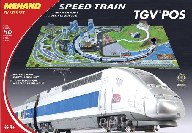 Image pour Mehano TGV POS à partir de DreamLand