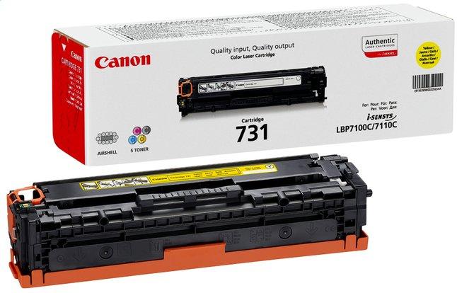 Afbeelding van Canon Toner 731 geel from DreamLand