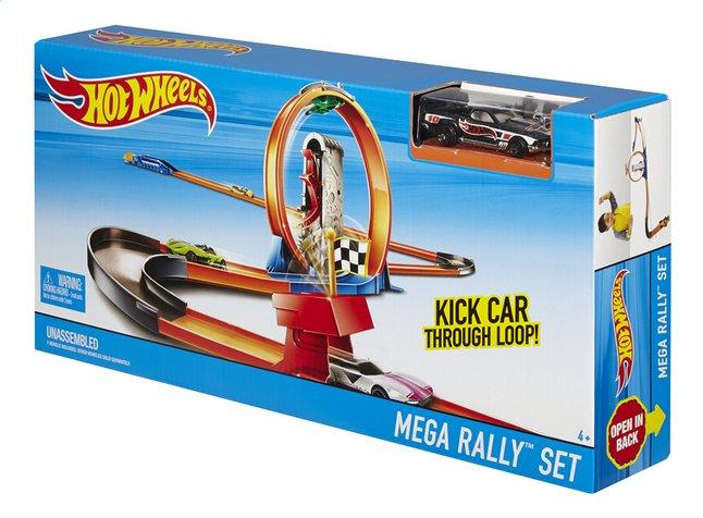 Image pour Hot Wheels circuit Mega Rally Set à partir de DreamLand