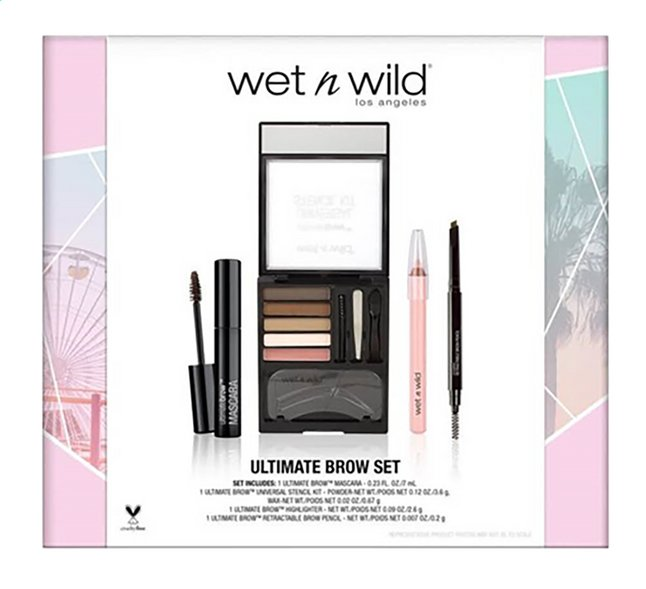 Afbeelding van Wet 'n Wild Ultimate Brow set from DreamLand
