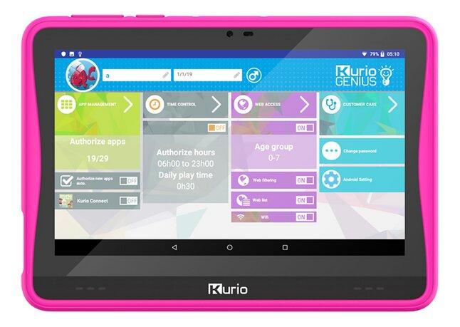"Kurio tablet Tab Ultra 7″"" 16 GB roze"