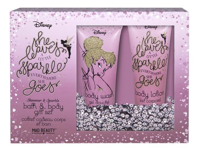 Geschenkset Disney Festive Fairies Bath & Body
