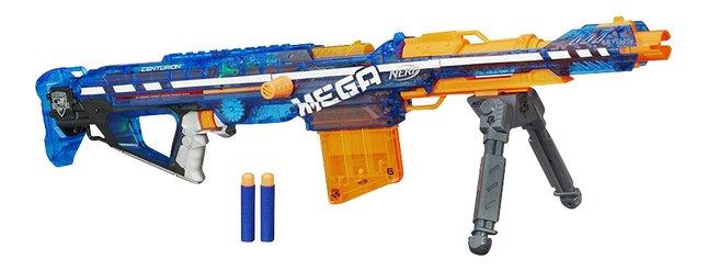 Nerf blaster N-Strike Elite Mega Sonic Ice Centurion