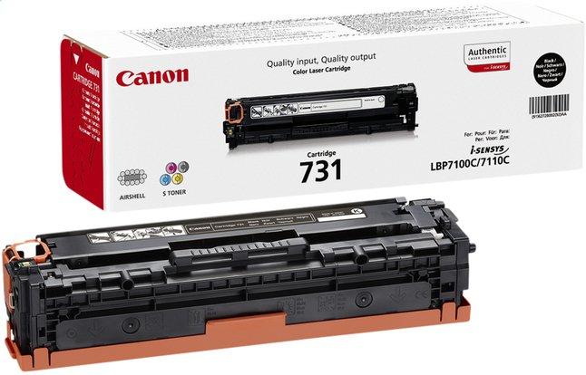 Image pour Canon toner 731 noir à partir de DreamLand