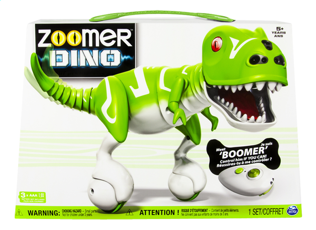 Afbeelding van Spin Master Robot Zoomer Dino Boomer from DreamLand