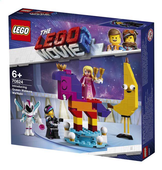 Afbeelding van LEGO The LEGO Movie 2 70824 Maak kennis met koningin Wiedanook Watdanook from DreamLand