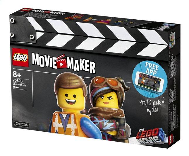 Afbeelding van LEGO The LEGO Movie 2 70820 LEGO Movie Maker from DreamLand