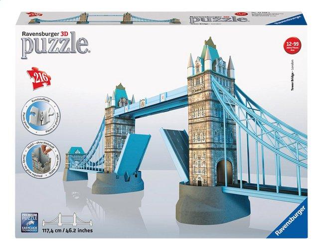 Afbeelding van Ravensburger 3D-puzzel Tower Bridge from DreamLand