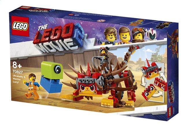 Afbeelding van LEGO The LEGO Movie 2 70827 Ultrakatty & strijder Lucy! from DreamLand