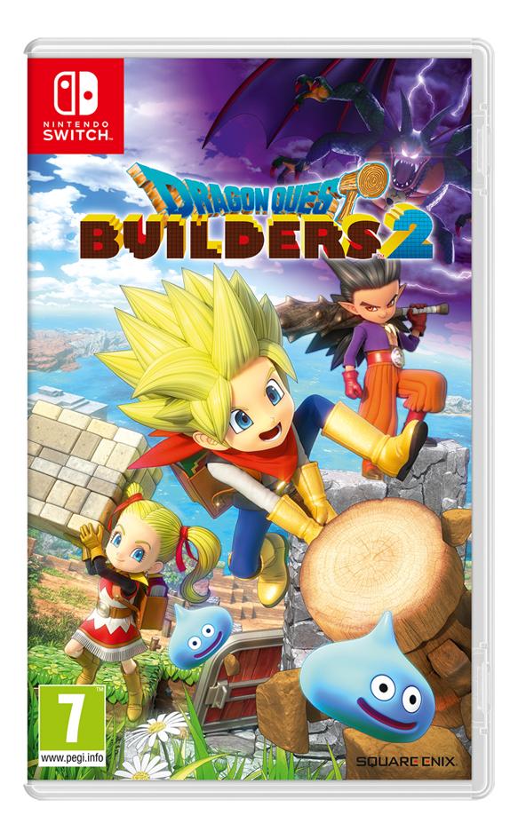 Nintendo Switch Dragon Quest Builders 2 ENG