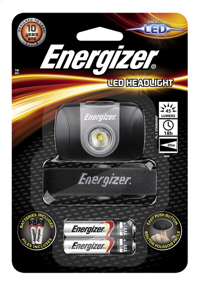 Afbeelding van Energizer hoofdlamp LED from DreamLand