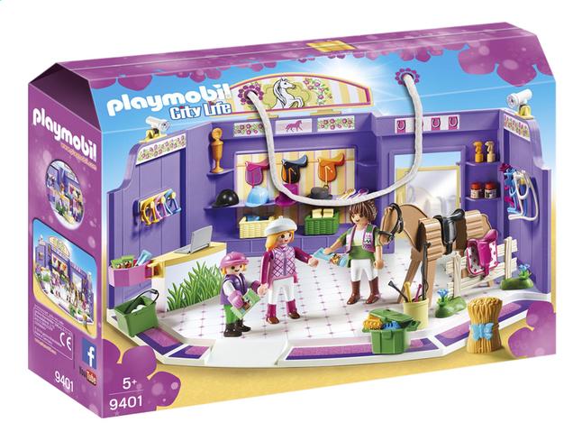 PLAYMOBIL City Life 9401 Ruitersportwinkel
