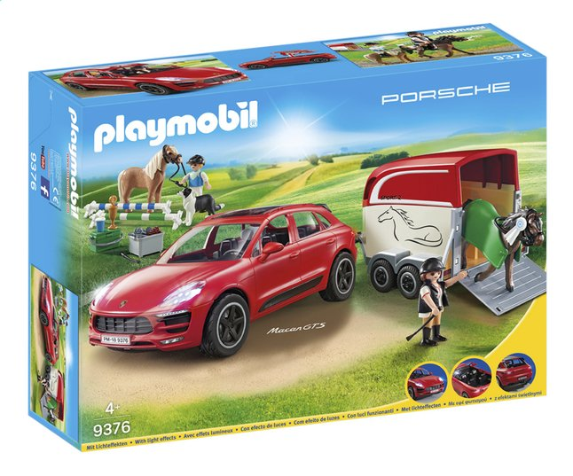 playmobil porsche 9376 porsche macan gts dreamland. Black Bedroom Furniture Sets. Home Design Ideas
