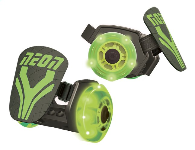 Y Volution Neon Street rollers groen