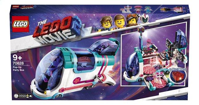 Afbeelding van LEGO The LEGO Movie 2 70828 Uitklap feestbus from DreamLand