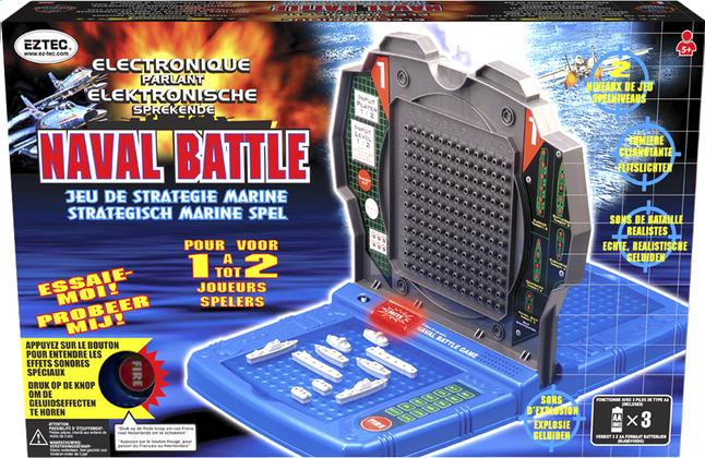 Image pour Combat naval électronique à partir de DreamLand