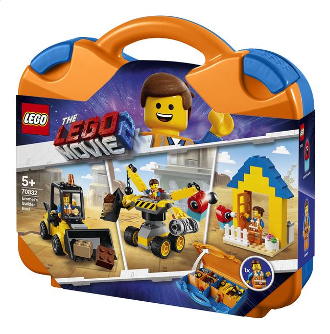 Afbeelding van LEGO The LEGO Movie 2 70832 Emmets bouwdoos from DreamLand