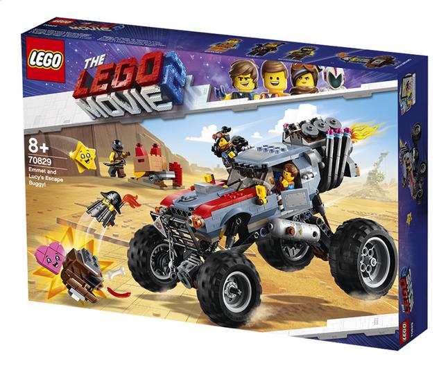 Afbeelding van LEGO The LEGO Movie 2 70829 Emmets en Lucy's vlucht buggy! from DreamLand