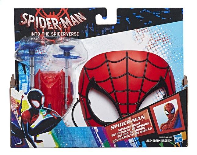 Afbeelding van Spider-Man speelset  Into The Spider-Verse Mission Gear - Spider-Man from DreamLand