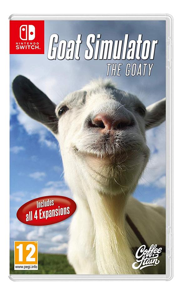 Image pour Nintendo Switch Goat Simulator The Goaty ANG/FR à partir de DreamLand