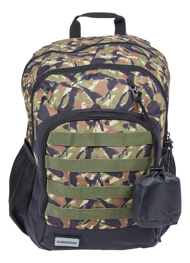 Kangourou sac à dos Stripes Camo