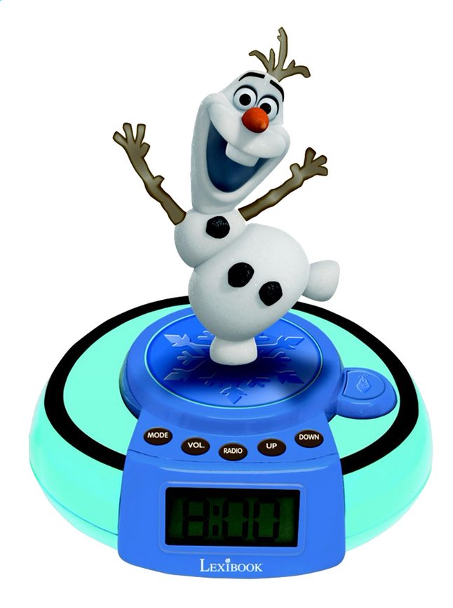 Image pour Lexibook radio-réveil Disney La Reine des Neiges Jumper à partir de DreamLand