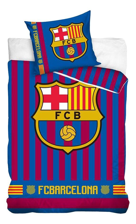 Afbeelding van Dekbedovertrek FC Barcelona katoen 140 x 200 cm from DreamLand
