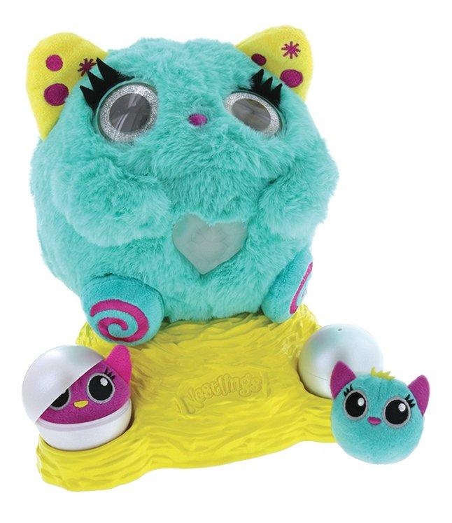 Afbeelding van Interactieve knuffel Nestlings blauw from DreamLand