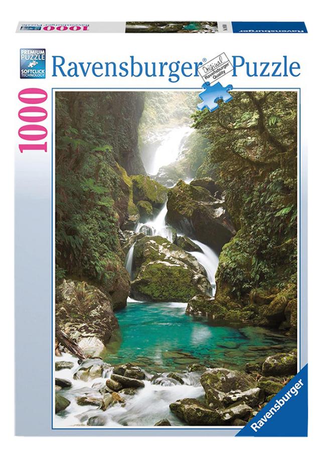 Image pour Ravensburger puzzle Mackay Falls, Nouvelle-Zélande à partir de DreamLand