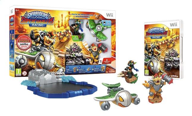 Afbeelding van Wii Skylanders SuperChargers Racing Starterpack NL/FR from DreamLand