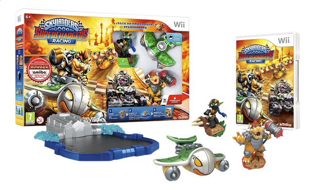 Image pour Wii Skylanders SuperChargers Racing Starterpack FR/NL à partir de DreamLand