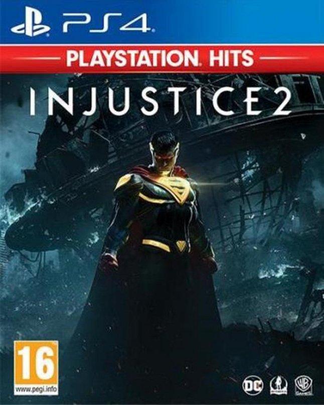 PS4 Injustice 2 – PlayStation Hits ENG/FR