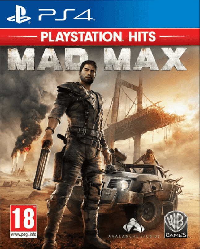 PS4 Mad Max – PlayStation Hits ENG/FR