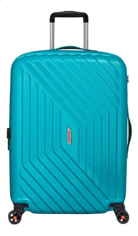 Afbeelding van American Tourister Harde reistrolley Air force 1 Spinner Aero Turquoise from DreamLand