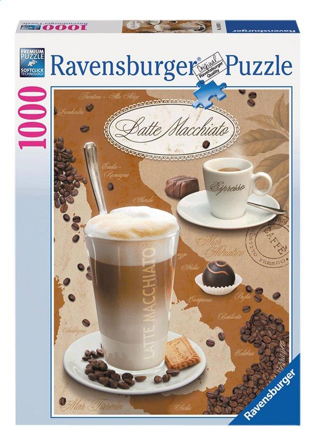 Afbeelding van Ravensburger puzzel Latte Macchiato from DreamLand