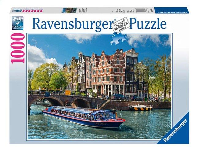 Afbeelding van Ravensburger puzzel Rondvaart door Amsterdam from DreamLand