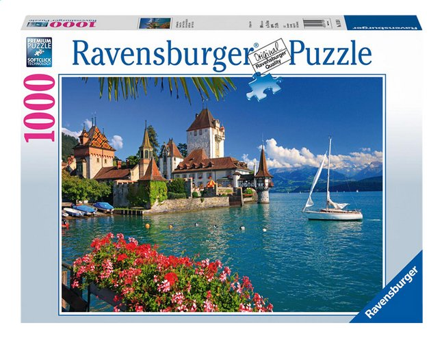 Image pour Ravensburger puzzle Lac de Thoune, Berne à partir de DreamLand