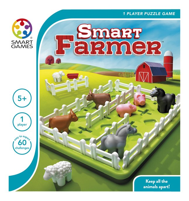 Afbeelding van Smart Farmer from DreamLand