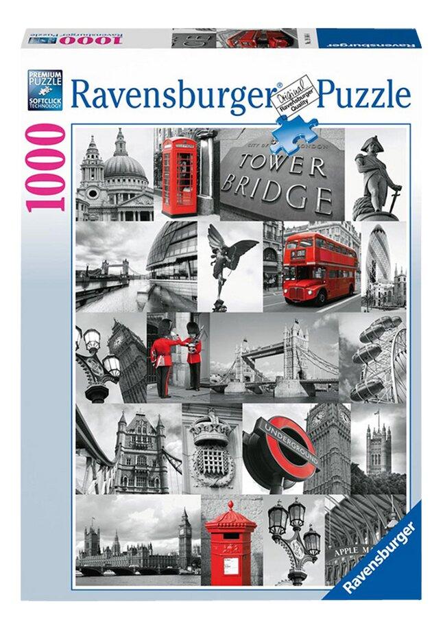 Image pour Ravensburger puzzle Londres à partir de DreamLand