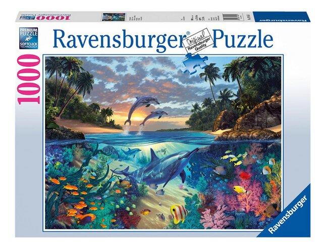 Afbeelding van Ravensburger puzzel Koraalbaai from DreamLand