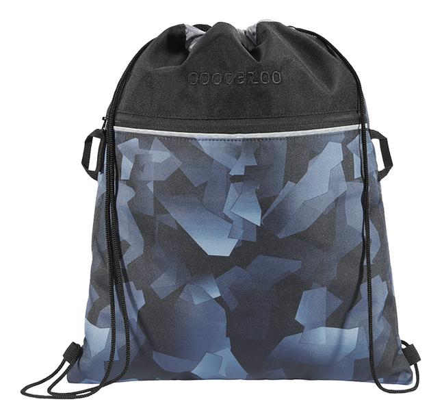 Coocazoo sac de gymnastique RocketPocket2 Grey Rocks