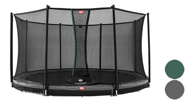 Image pour Berg trampoline enterré avec filet de sécurité Favorit Inground Ø 3,80 m à partir de DreamLand