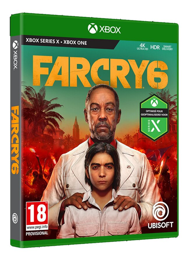 Xbox Far Cry 6 ENG/FR