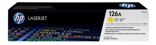 Image pour HP toner 126A jaune à partir de DreamLand