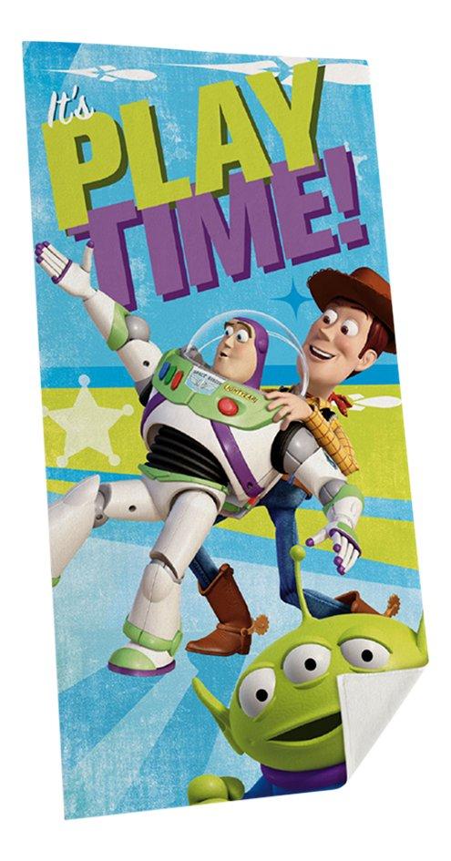 Afbeelding van Strandlaken Toy Story It's play Time! 70x140 cm from DreamLand
