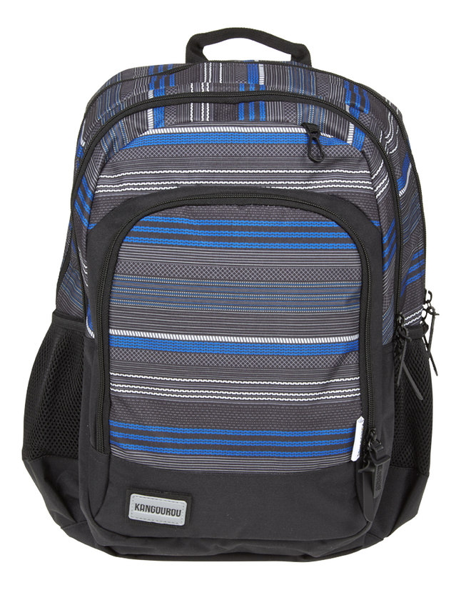 Kangourou sac à dos Stripes Blue
