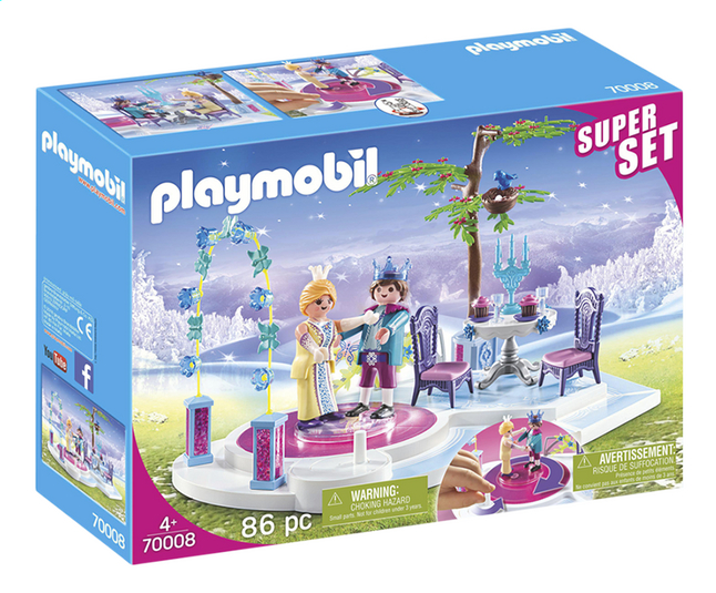 Image pour PLAYMOBIL 70008 SuperSet Bal Royal à partir de DreamLand