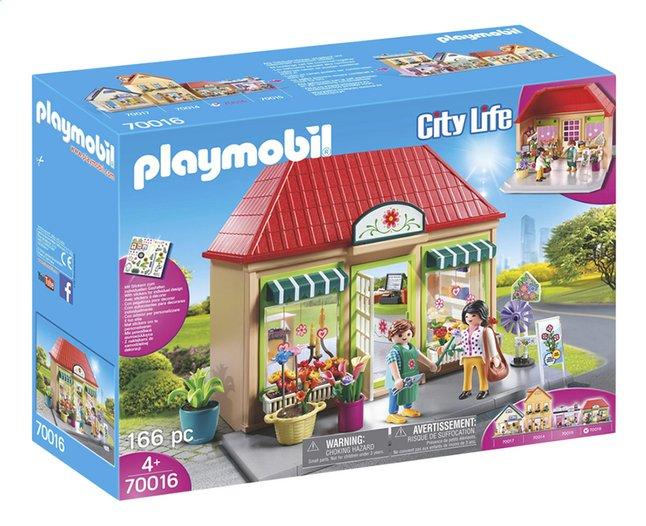 Image pour PLAYMOBIL City Life 70016 Magasin de fleurs à partir de DreamLand